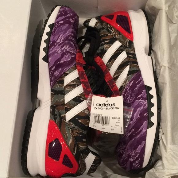 fc98f1588 Adidas Consortium x Blvck Scvle ZX 7000